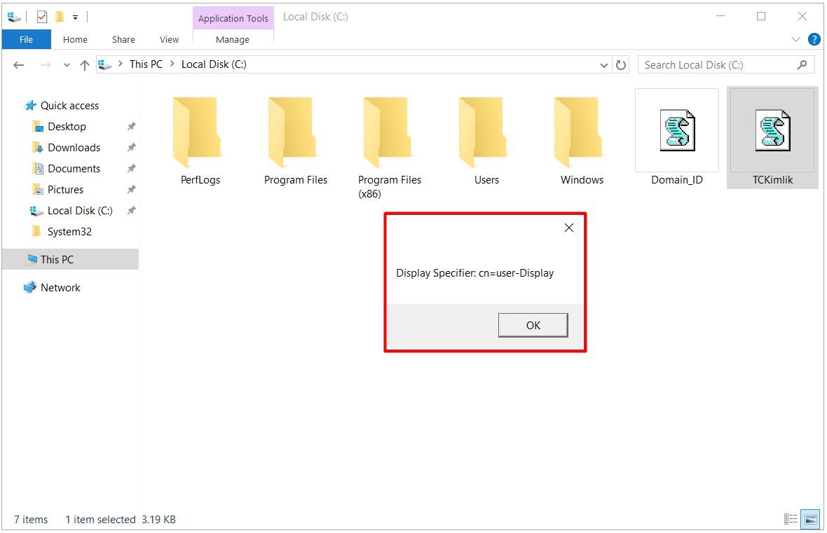 Active Directory Schema Attribute EKleme
