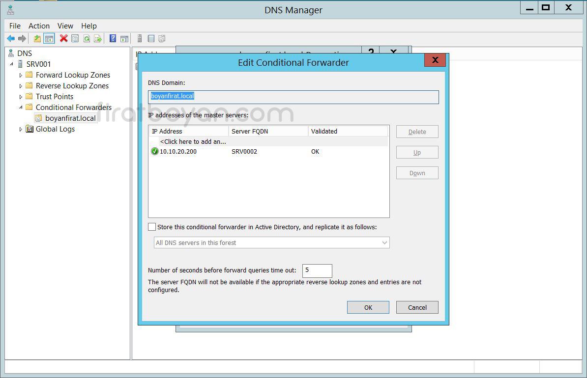Active Directory Trust