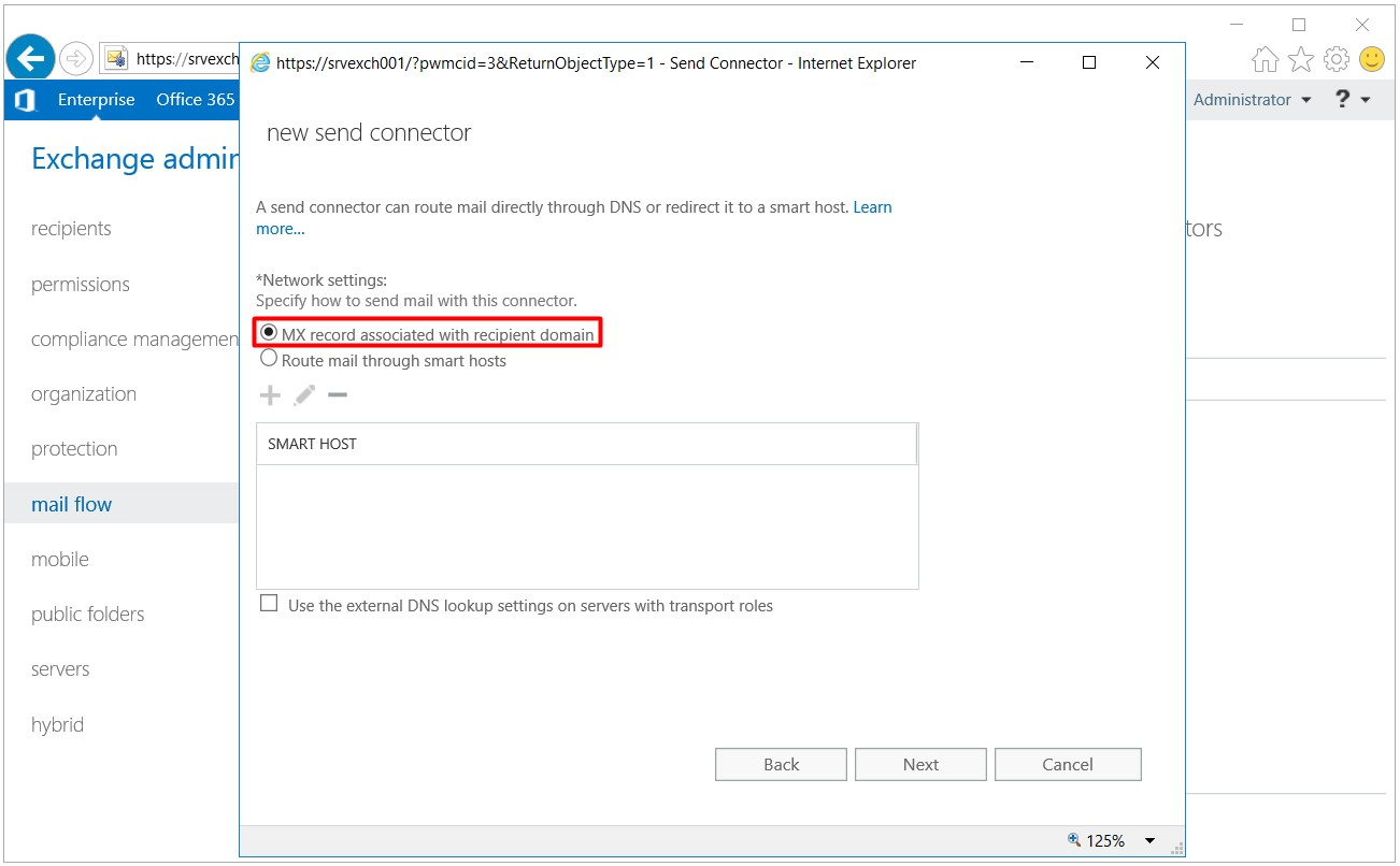 exchange server 2019 kurulumu