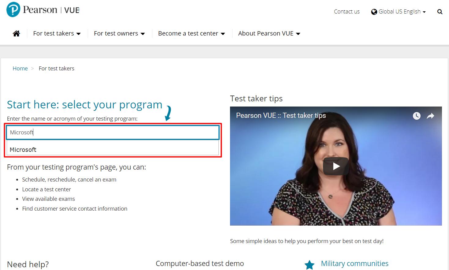 Microsoft MCSE Sertifikasyon Sınavları