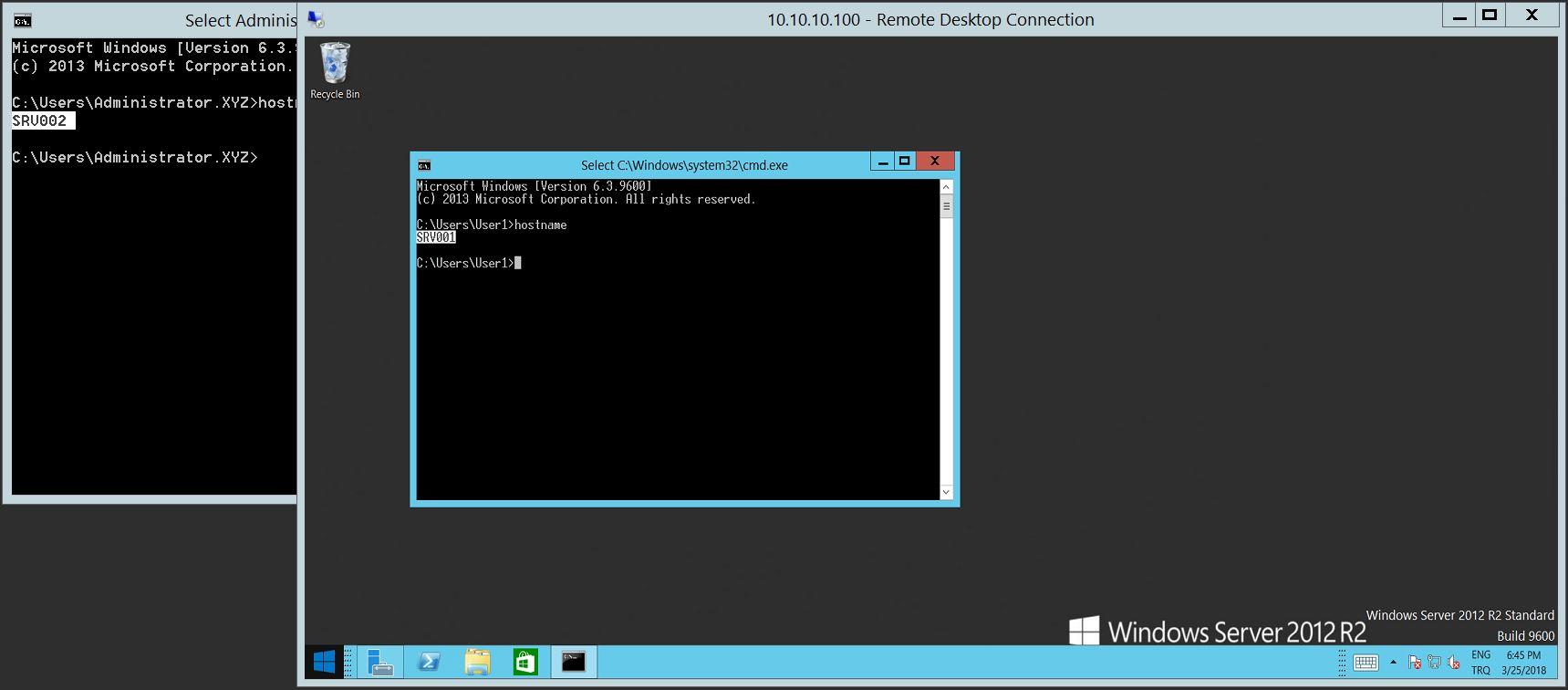 Remote Desktop Shadow-RDP Shadow Hatası ve Çözümü
