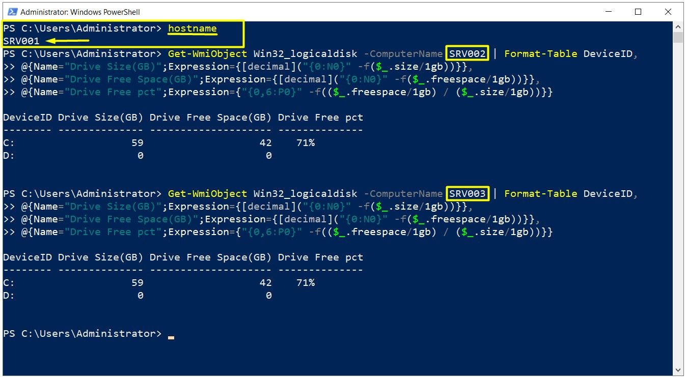 Disk Quota Wwth PowerShell